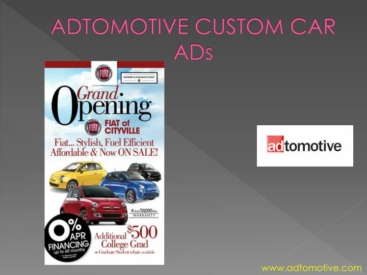 Www.adtomotive.com