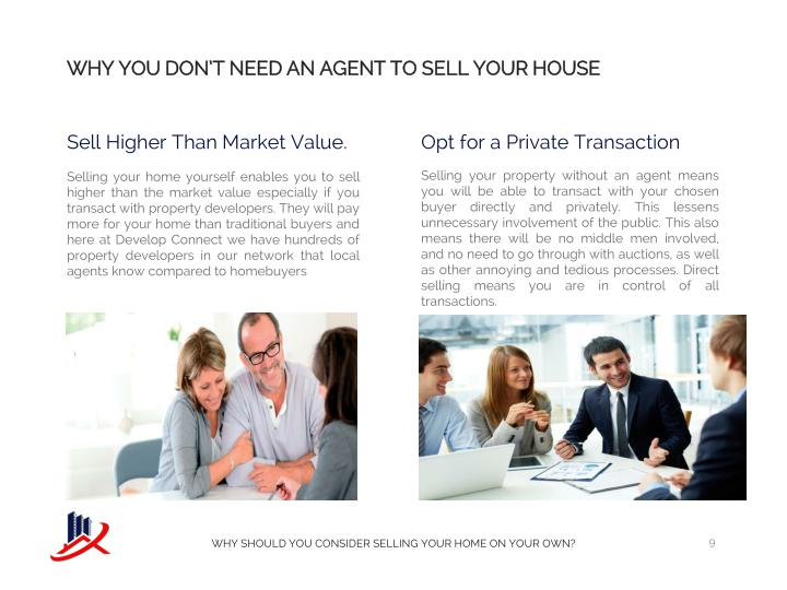 WHY YOU DON'T NEED AN AGENT TO SELL YOUR HOUSE