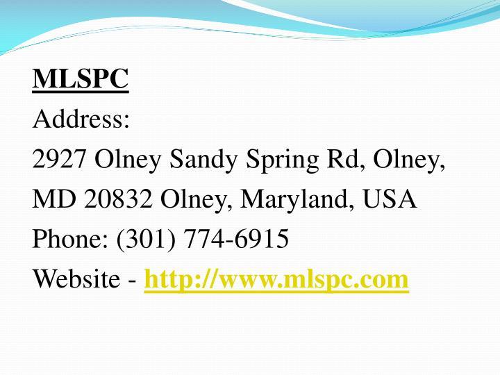 MLSPC