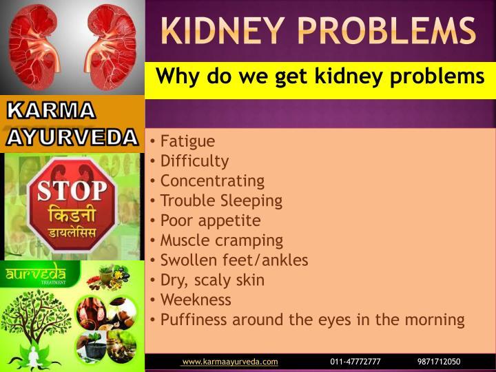 Kidney Problems