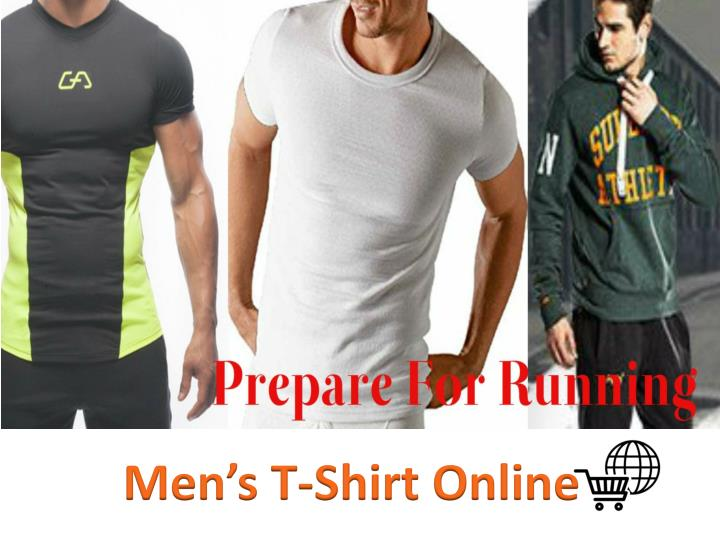 Men's T-Shirt Online