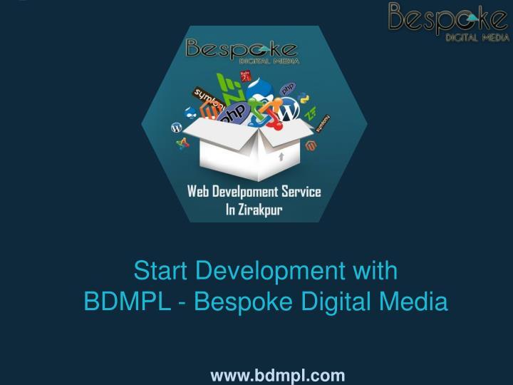 Start Development with