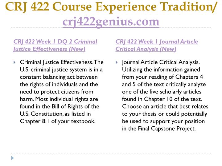 Crj 422 course experience tradition crj422genius com2