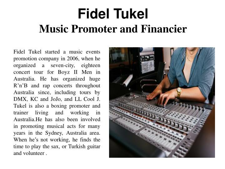 Fidel Tukel