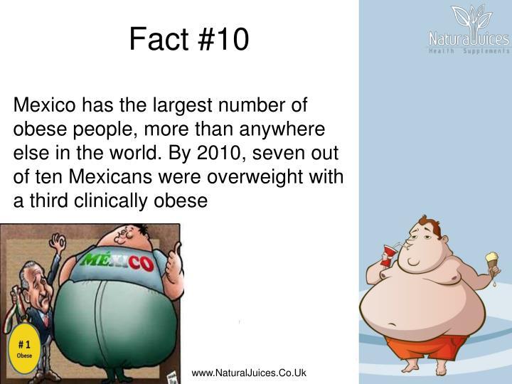 Fact #10