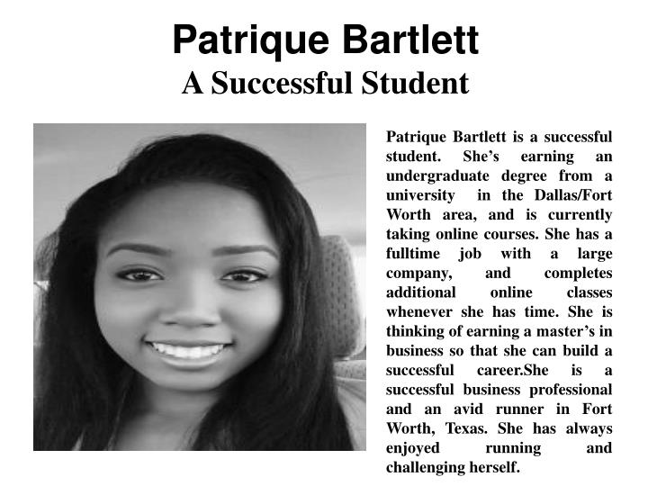 Patrique Bartlett