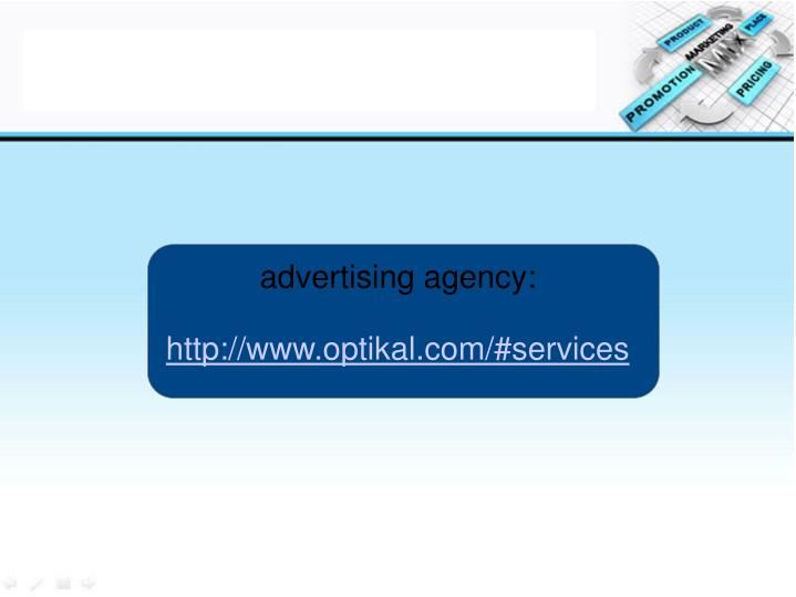 advertising agency: