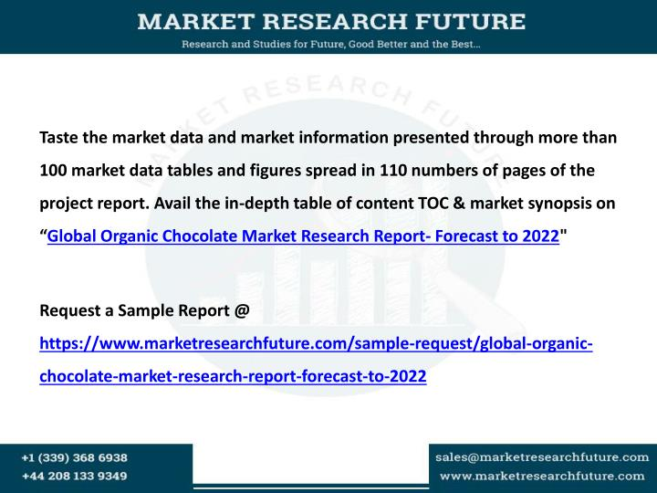 Taste the market data and market information presented through more than 100 market data tables and figures spread in 110 numbers of pages of the project report. Avail the in-depth table of content TOC & market synopsis on ""