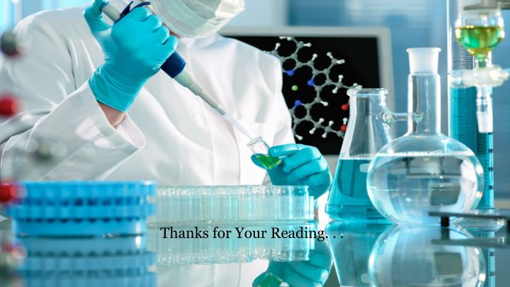 Thanks for Your Reading. . .