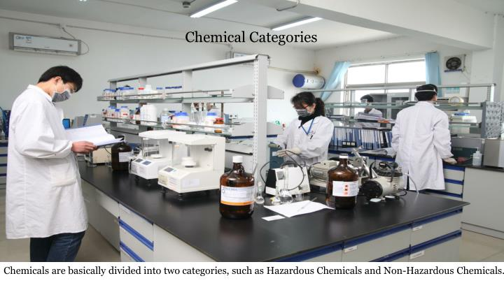 Chemical Categories