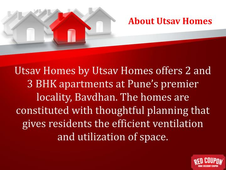 About utsav homes