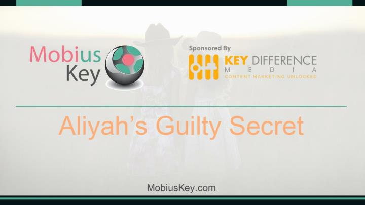 Mobius key scene 6 aliyah s guilty secret digital story telling artificial intelligence