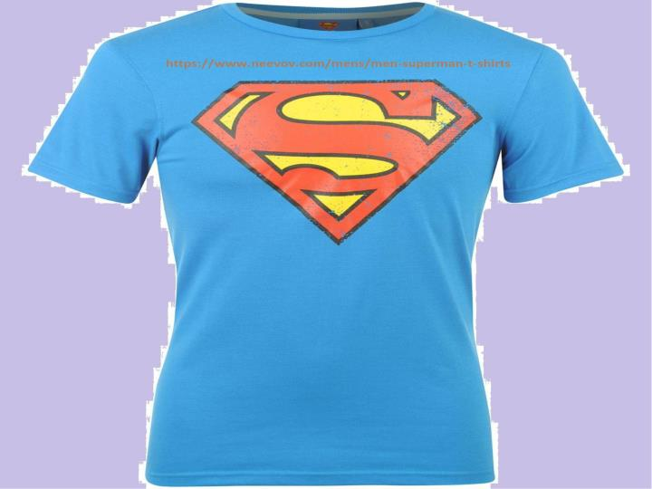 Printed t shirts justice league superman