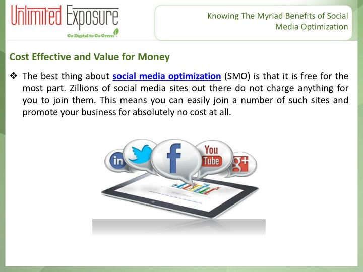 Cost Effective and Value for Money