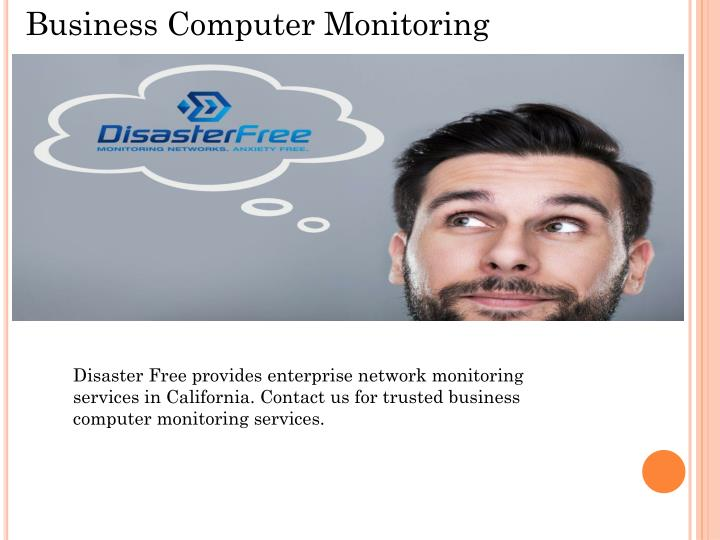 Business Computer Monitoring