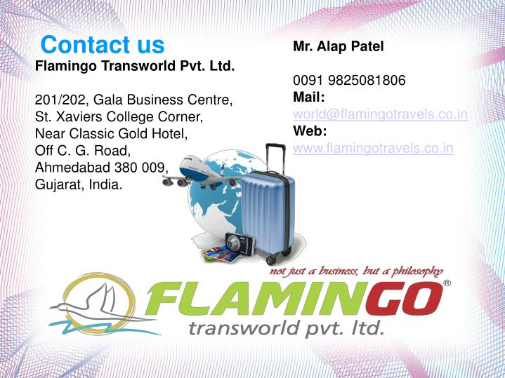 Flamingo Transworld Pvt. Ltd.