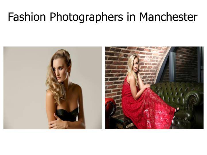 Fashion photographers in manchester1