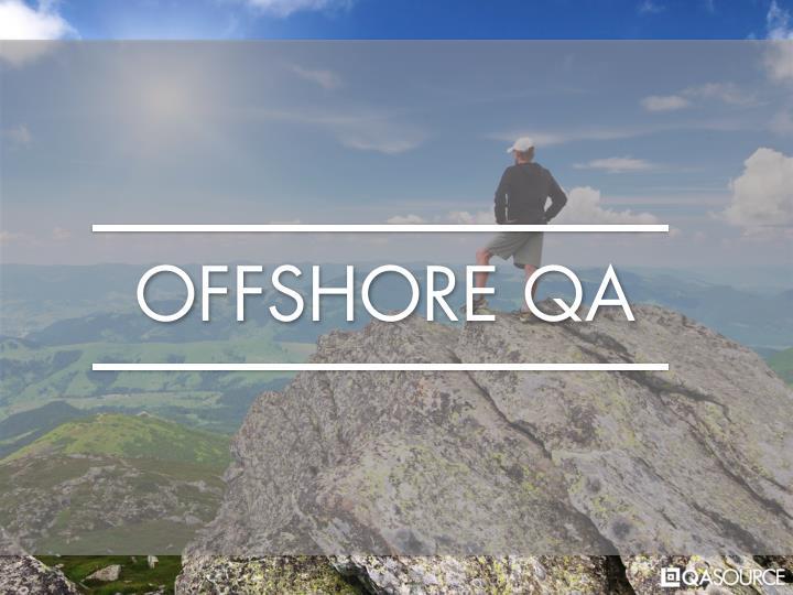 OFFSHORE QA