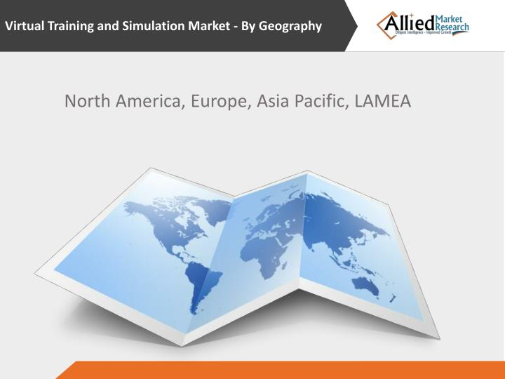 Virtual Training and Simulation Market - By Geography