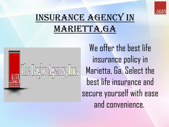 Insurance Agency In