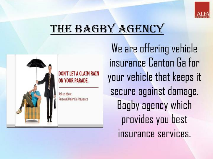 The bagby agency