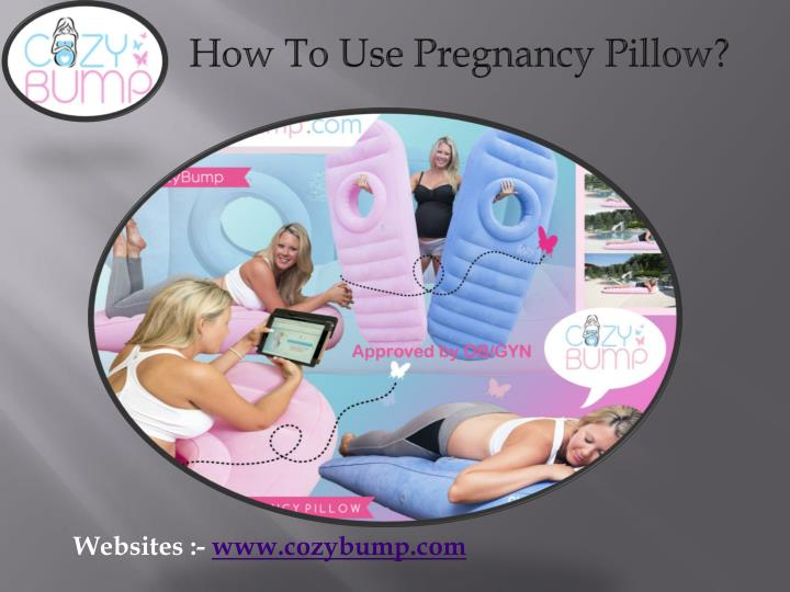 How To Use Pregnancy Pillow?