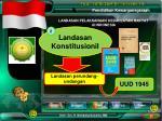 landasan pelaksanaan kedaulatan rakyat di indonesia1