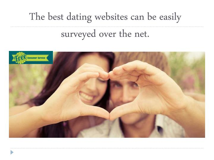 The best dating websites can be easily surveyed over the net