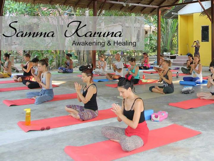 Yoga retreat thailand and yoga koh phangan