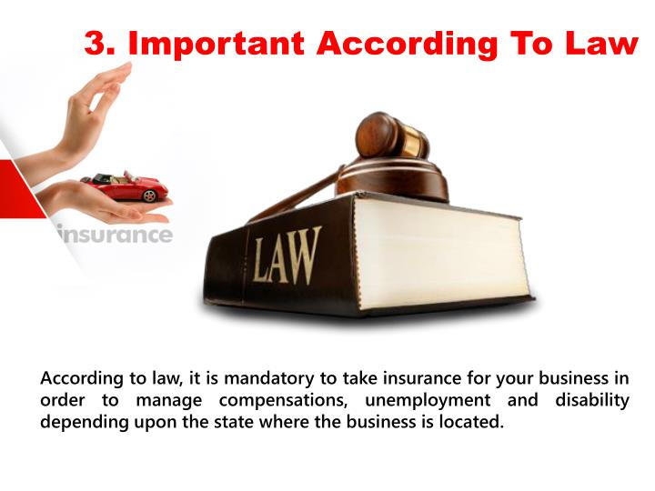 3. Important According To Law