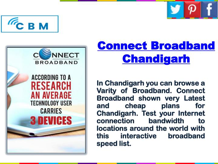 Connect broadband chandigarh