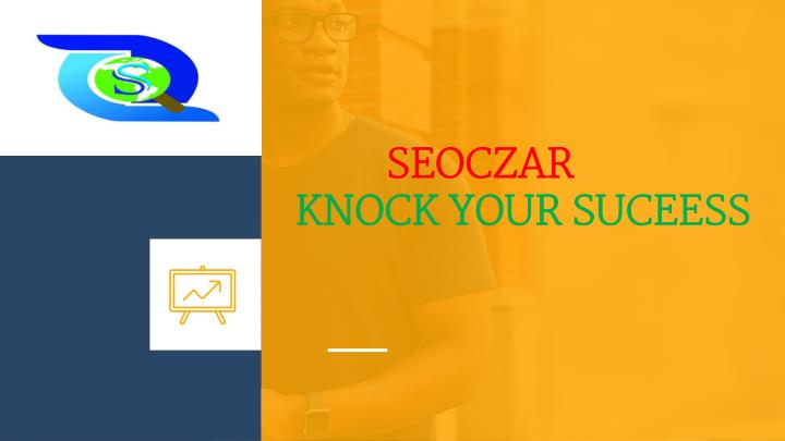 Seoczar knock your suceess