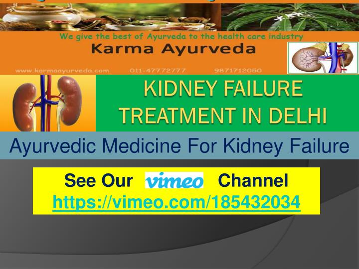 Kidney FaiLURe  treatment in delhi