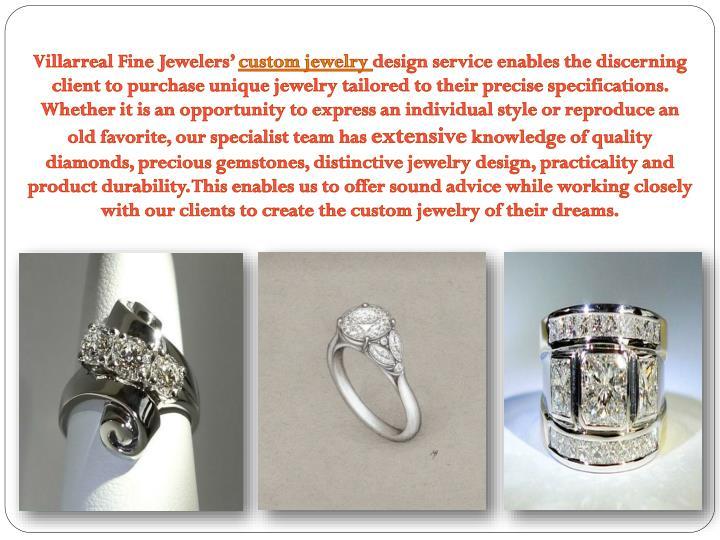 Villarreal Fine Jewelers'