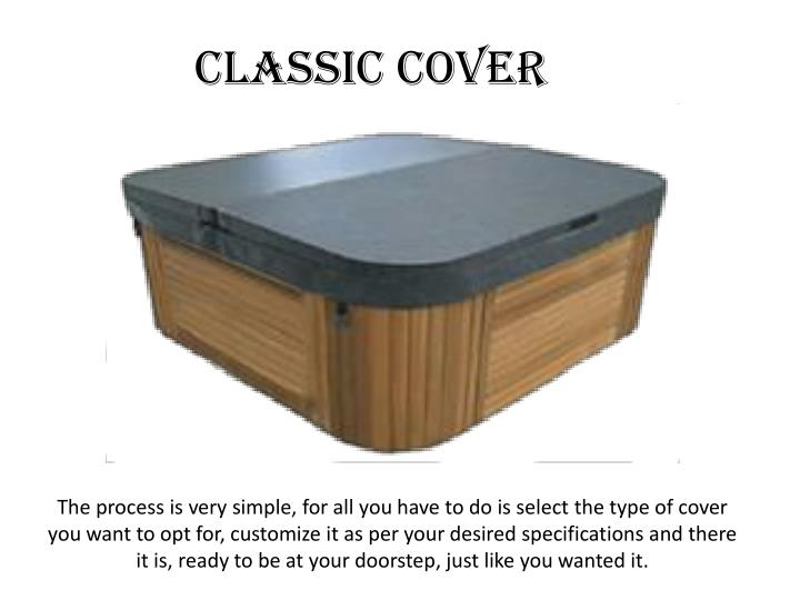 CLASSIC COVER