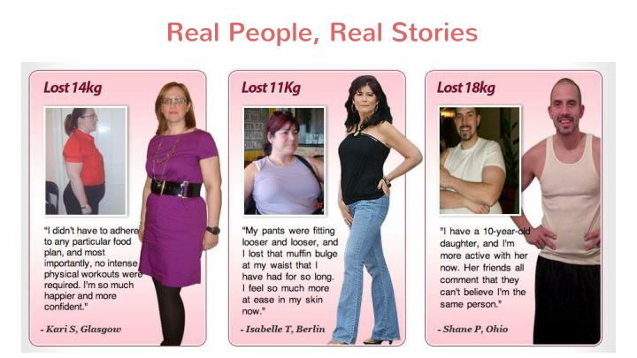 Real People, Real Stories