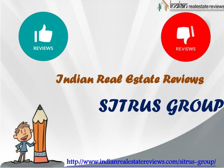 Indian Real Estate Reviews