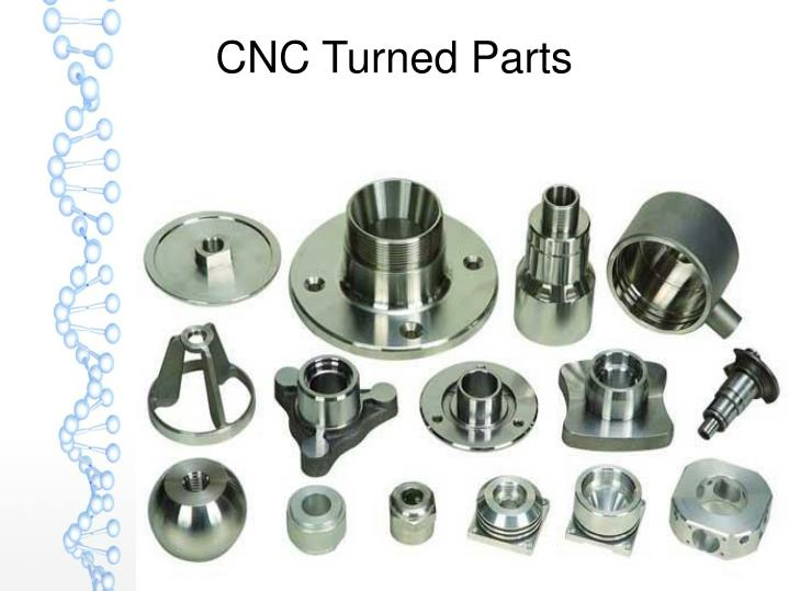 CNC Turned Parts