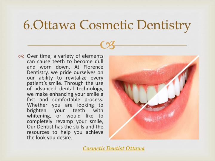 6.Ottawa Cosmetic Dentistry