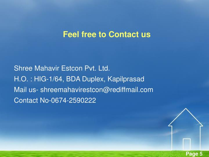 Shree Mahavir Estcon Pvt. Ltd.