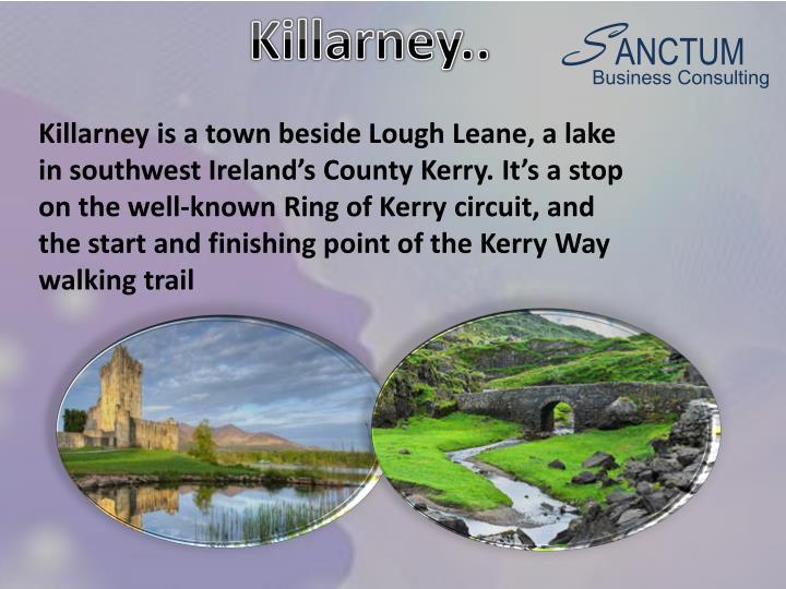 Killarney..
