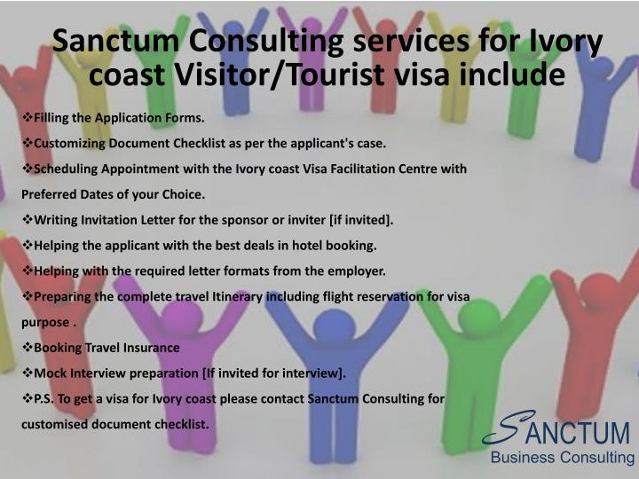 Sanctum Consulting services for