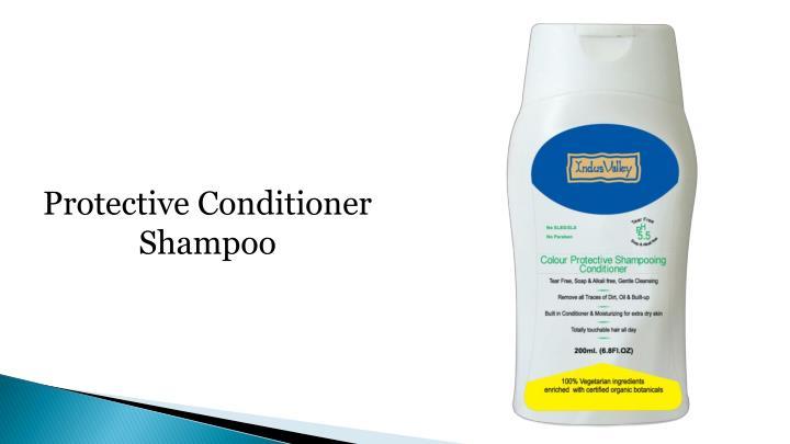 Protective Conditioner    Shampoo