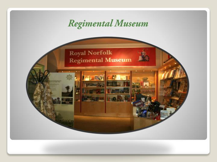 Regimental Museum