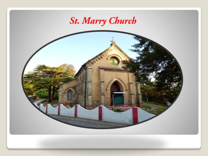 St. Marry Church