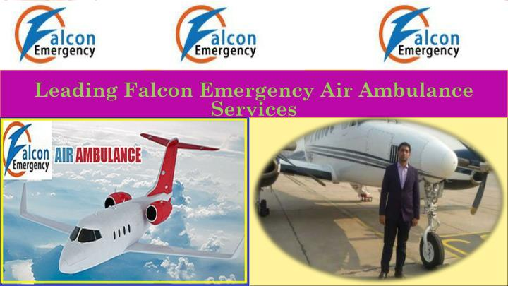 Leading falcon emergency air ambulance services
