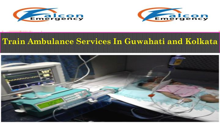Train Ambulance Services In