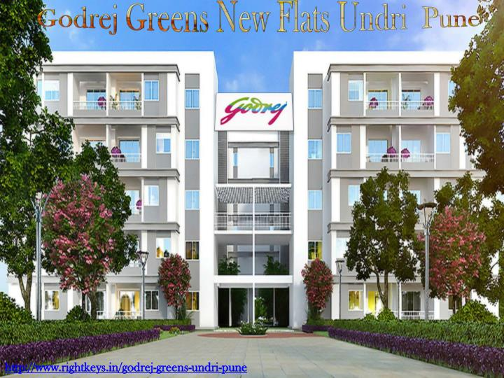 Godrej Greens New Flats