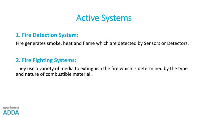 Active Systems