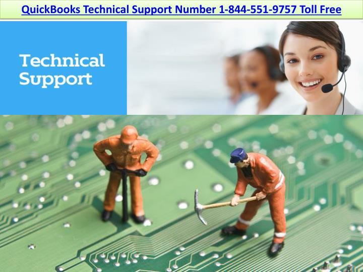 QuickBooks Technical Support Number 1-844-551-9757 Toll Free